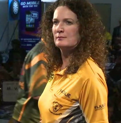 Natalie Carter Australian Darts Champion
