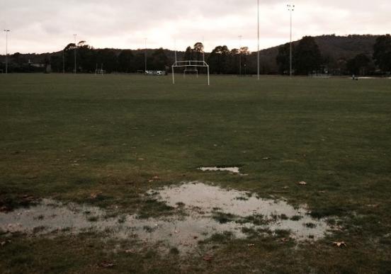 Wet Oval