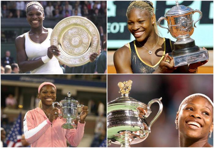Serena Slam 2003