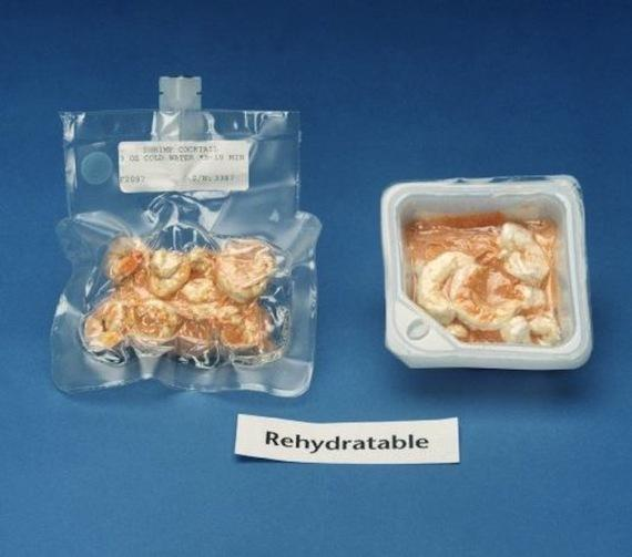 what food astronauts eat in space - photo #37