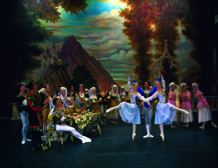 The St Petersburg Ballet Theatre is coming to Australia.
