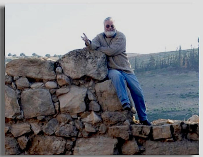 Meet the Aussie archaeologist who's been digging in Jordan for nearly 40 years