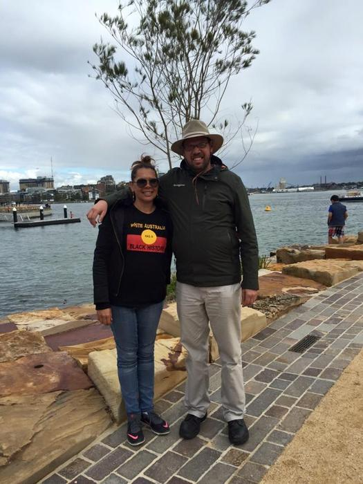 """""""Being an Aboriginal guide immersed in and sharing my culture is one of the biggest thing keeping me grounded at the moment..."""""""
