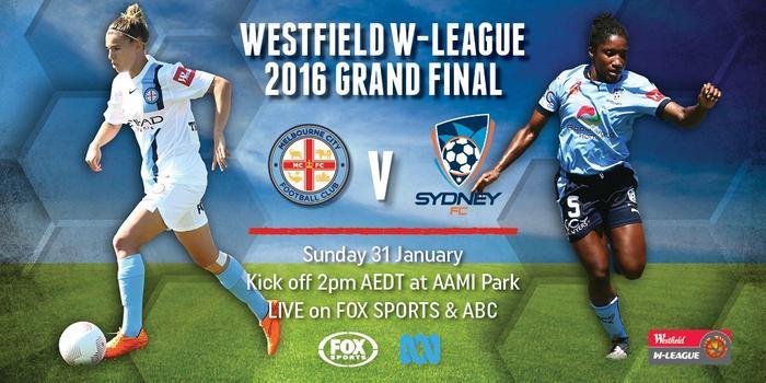 W-League Grand Final 2016