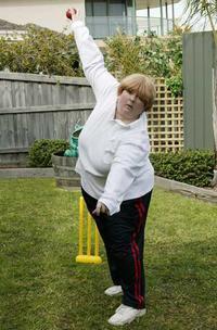 Sharon Strzlecki cricket