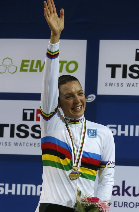 2016 UCI Track World Championships women