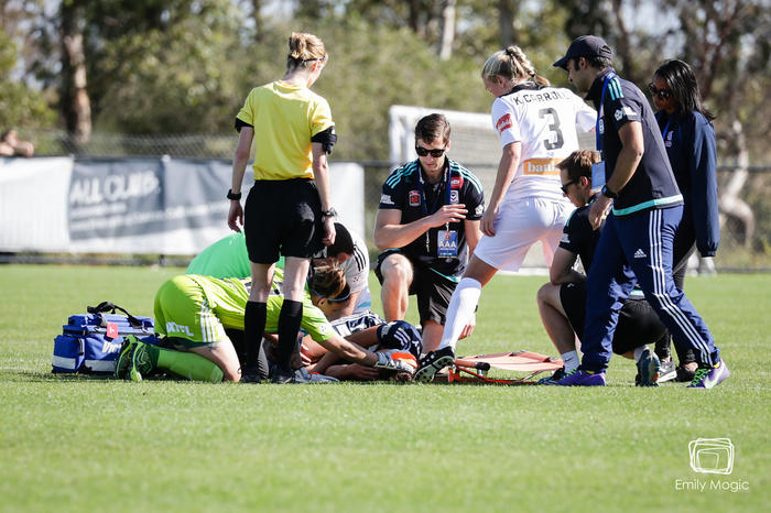 W-League 2015/16. R1 MVCvPER. 17 Oct 2015