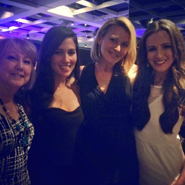 Women in Sport presenters