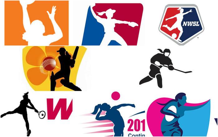 women's sport logos