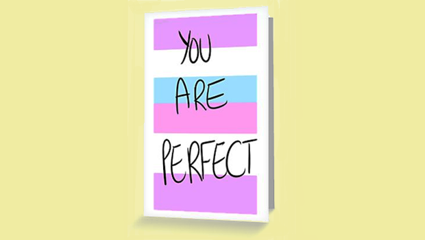 You are Perfect Valentine's Card