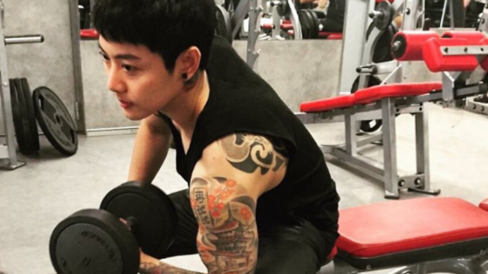 THIS THAILAND GYM IS BY TRANS MEN, FOR TRANS MEN