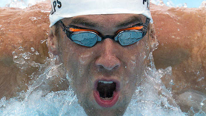 Phelps wins 20th Olympic gold with redemption win in 200 fly