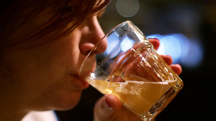 how do i know if i drink too much health