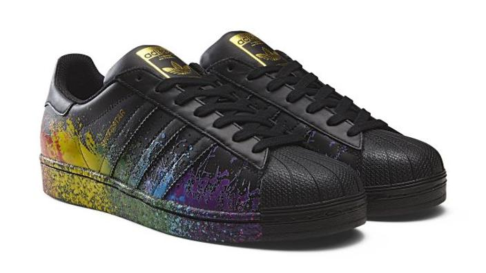 068ebb8f2fdc41 Companies show their true colours with LGBTQI sneakers