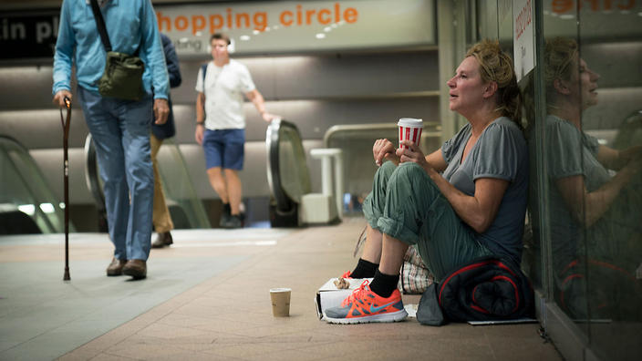 What's the best way to help a homeless person?   SBS Life