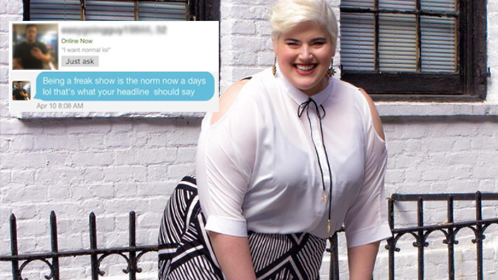 Online dating site for plus size