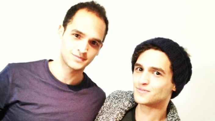 Twin brothers come out about their homosexual relationship pictures