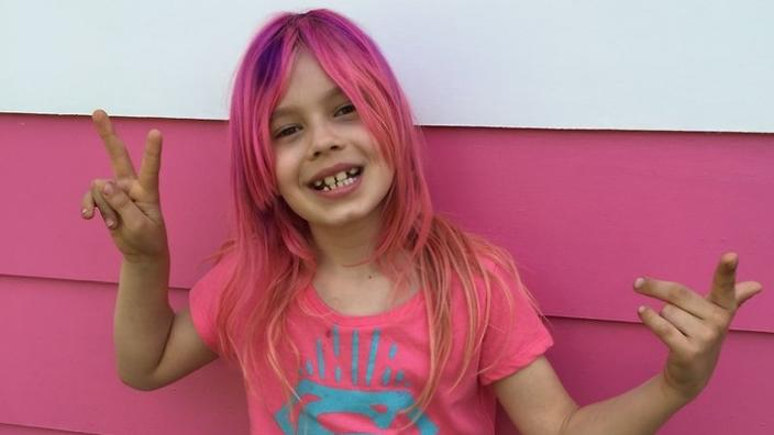 meet the 8 year old girl crowdfunding transgender house sexuality