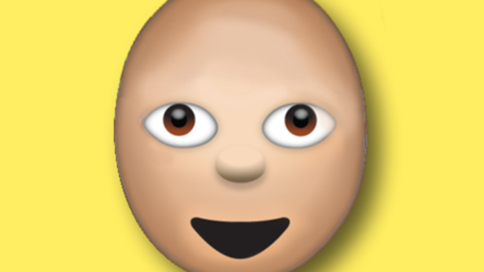 a bald emoji the true story behind the petition to apple health
