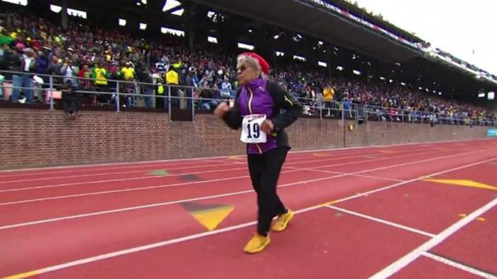 5 reasons why this almost 101-year-old's 100m sprint record is the coolest | Zela