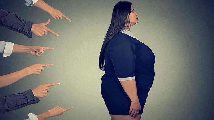 Resultado de imagem para fat shaming