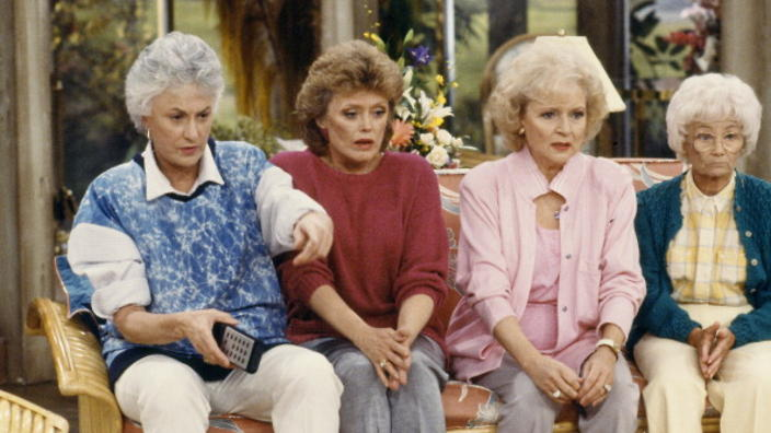 Golden girls adult