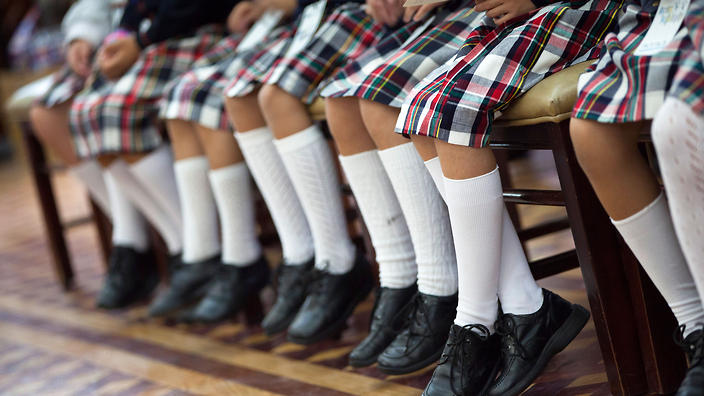 It's 2016. Why are school uniforms gender-specific? | SBS Life