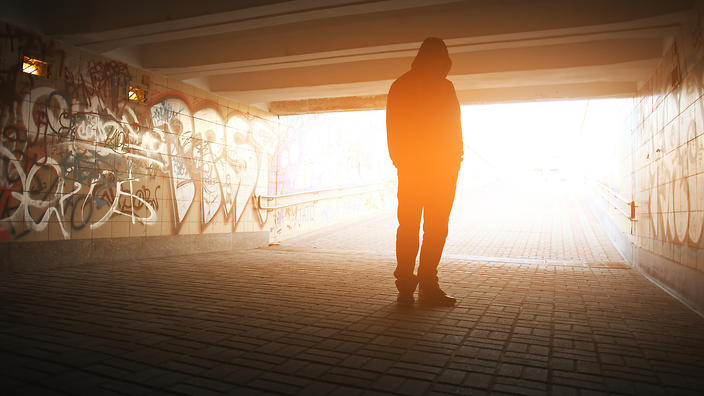 The surprising link between mental illness and homelessness