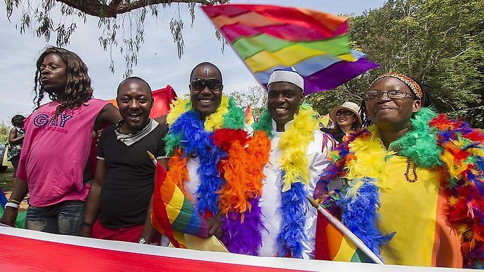 Uganda homosexual youtube