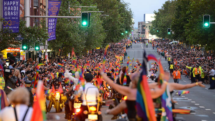 what s in a name why mardi gras is named mardi gras sbs sexuality