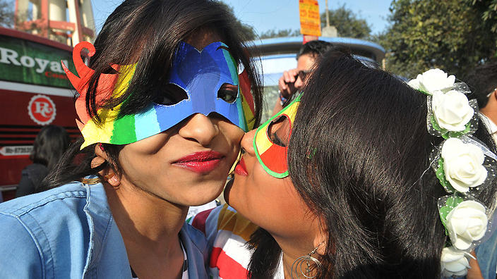 best indian lesbian dating app