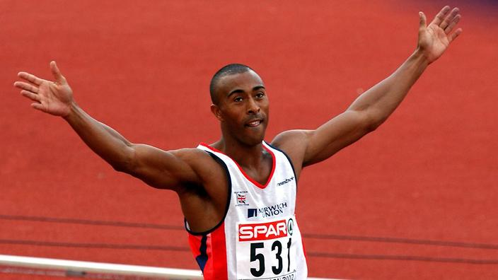 Olympic hurdler Colin Jackson comes out as gay | SBS Sexuality