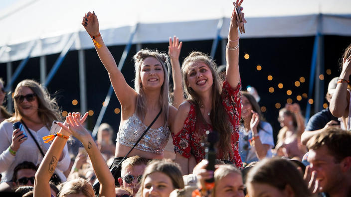 How Music Festivals Can Change The Tune On Sexual Violence