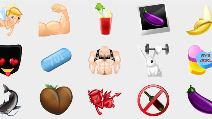 People Have A Lot Of Thoughts On Grindr S New Emojis Sbs