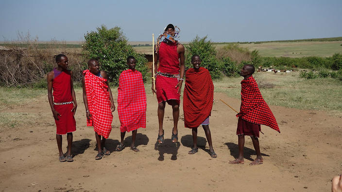 Image result for ngong masai village