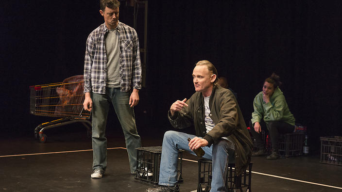 Milk Crate Theatre create positive social change by sharing the real life stories.