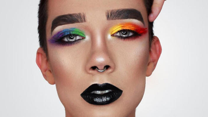 Meet James Charles, CoverGirl\u0027s first ever cover boy
