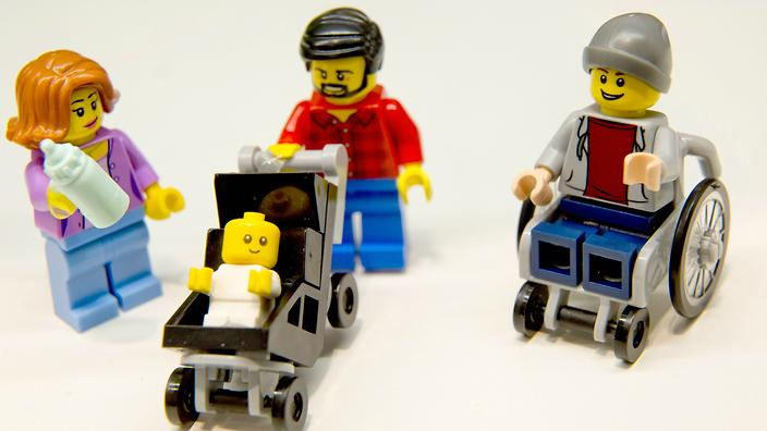Lego Unveils First Ever Wheelchair Minifigure Sbs Life