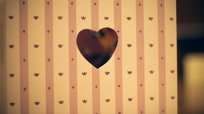 Heart Cut Out