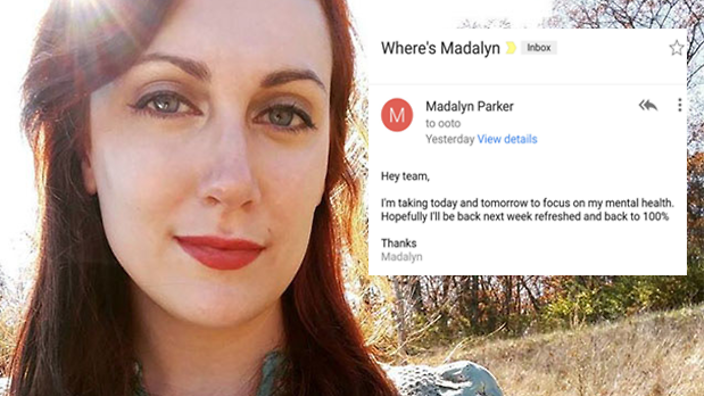 Employee takes days off for 'mental health.' The CEO's response goes viral