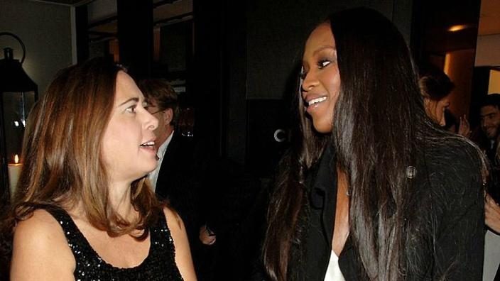Did Naomi Campbell Just Label Former British Vogue Editor a Racist?