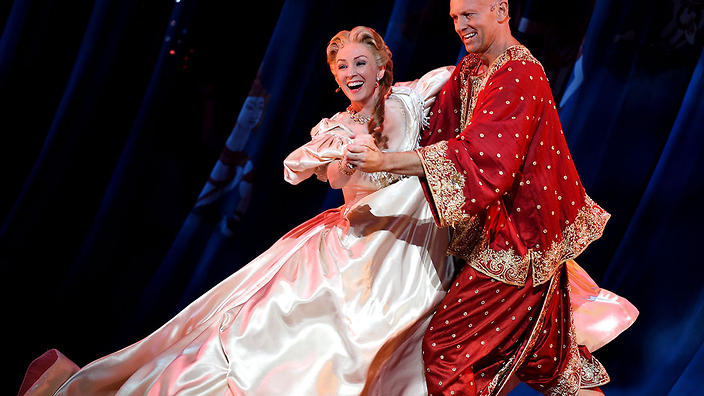 Opera Australia's King and I production
