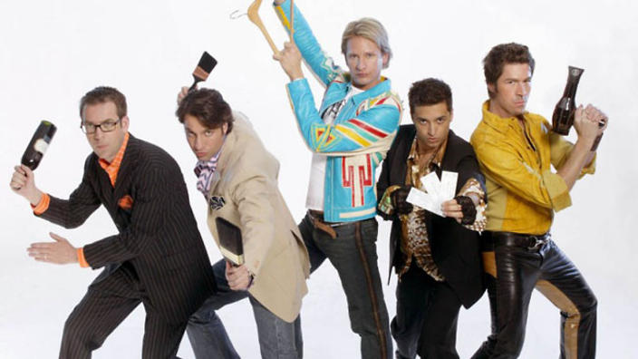 Queer Eye for the Straight Guy is coming back to TV!