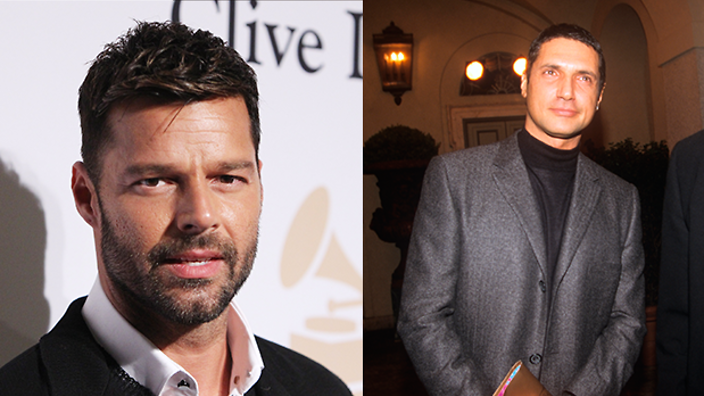 Ricky Martin Cast As Gianni Versace S Partner In American Crime Story Sbs Uality