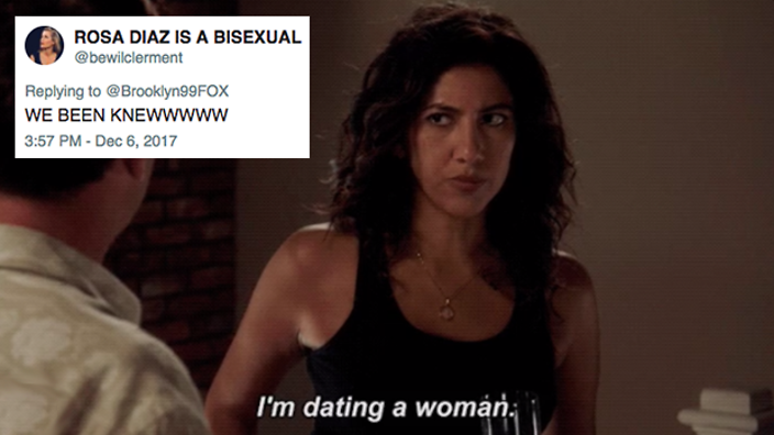 Bisexual girl coming out