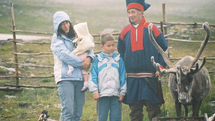 db7c259f879 The people who live with reindeer in the Arctic Circle
