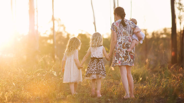 Respectful parenting gives Sara the opportunity to understand the reasons behind her children's emotional outbursts.