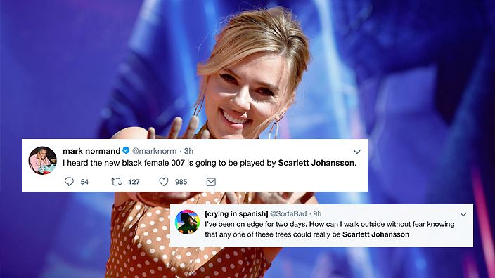 Scarlett Johansson Is Facing The Role Of A Lifetime Queen Of Memes Sbs Pride