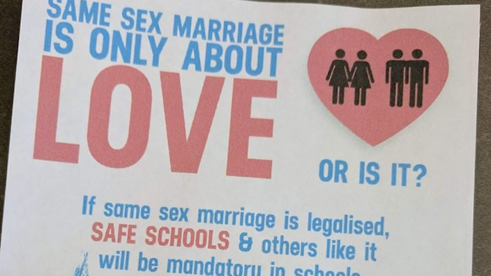 Same sex marriages article