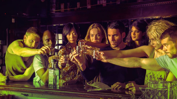 Sense8 actors dating